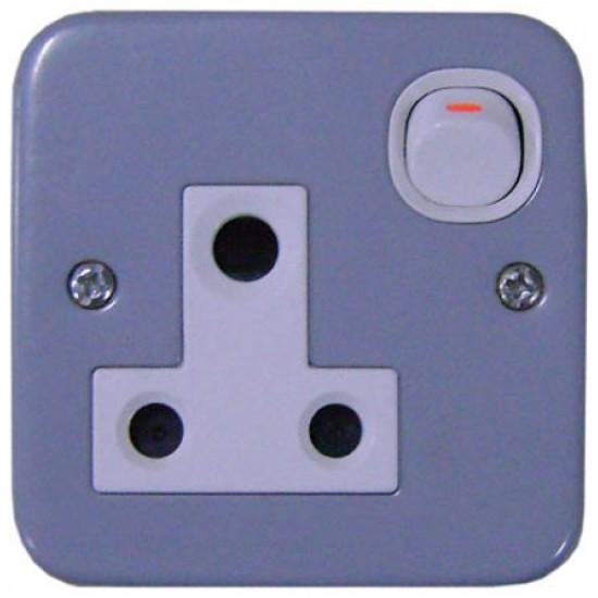 ESM ESM15/15 15 Amp 3 Pin Round Switch Socket  Price in Pakistan
