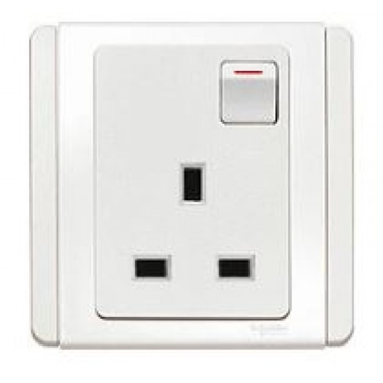 NEO E3015 13A 3 Pin Switch Socket  Price in Pakistan