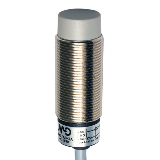 Micro Detectors AK1/AO-2A Cylindrical Inductive Proximity Sensor  Price in Pakistan