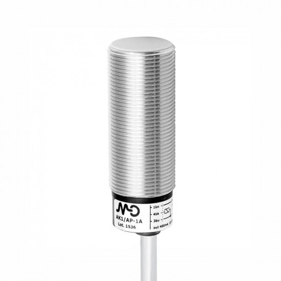 Micro Detectors AK1/AP-1A Cylindrical Inductive Proximity Sensor  Price in Pakistan