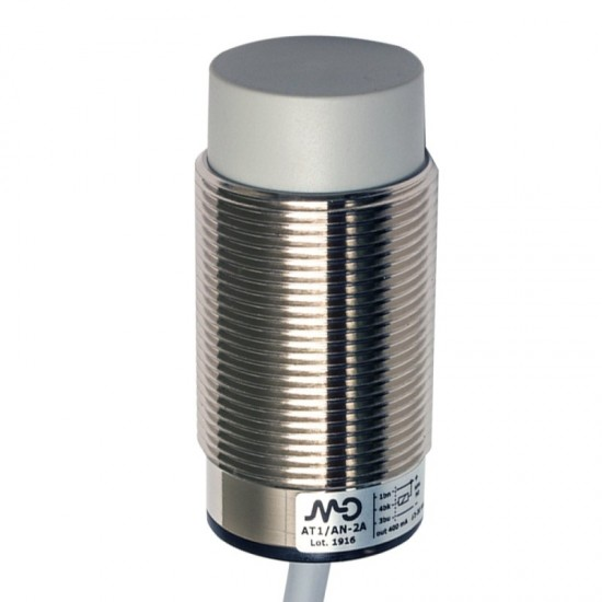 Micro Detectors AT1/AN-2A Cylindrical Inductive Proximity Sensor  Price in Pakistan