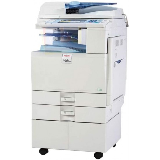 Ricoh Aficio MP 2550 Monochrome Laser Multifunction Copier  Price in Pakistan