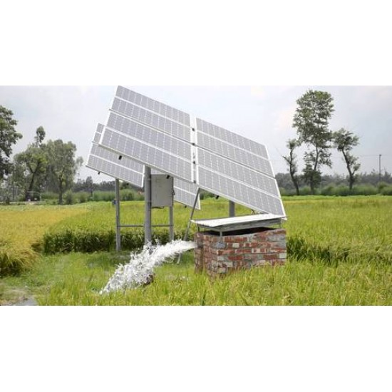 10 HP Solar Water Pumping Solution Without Pump Package  Price in Pakistan