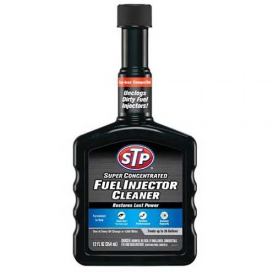 STP 17044 Super Concentrated Fuel Injector (Black)   Price in Pakistan