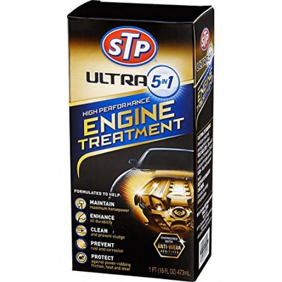 STP 17632 Ultra 5 In1 Hi Performance Engine Treatment  Price in Pakistan