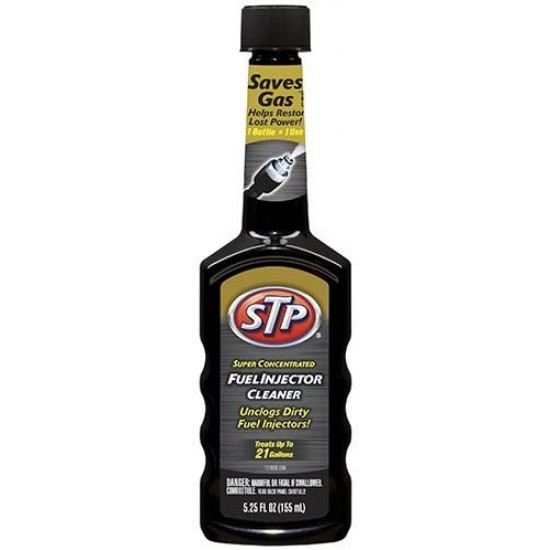 STP 78575 Super Concentrated Fuel Injector (Black)   Price in Pakistan