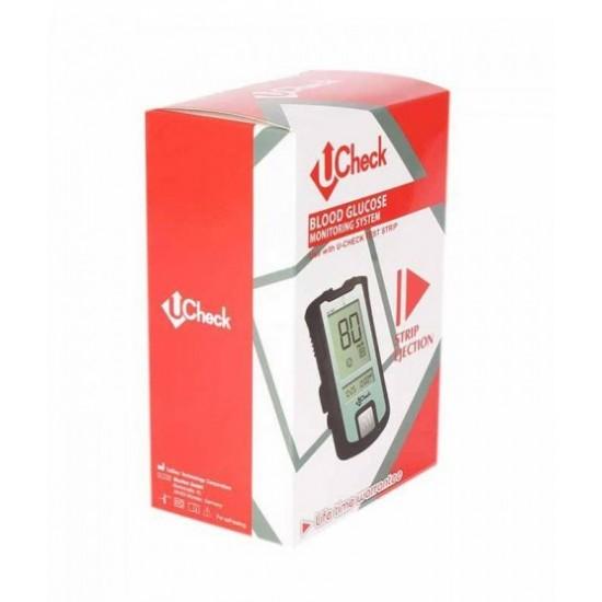U-Check UC 1001 Blood Glucose Monitoring System