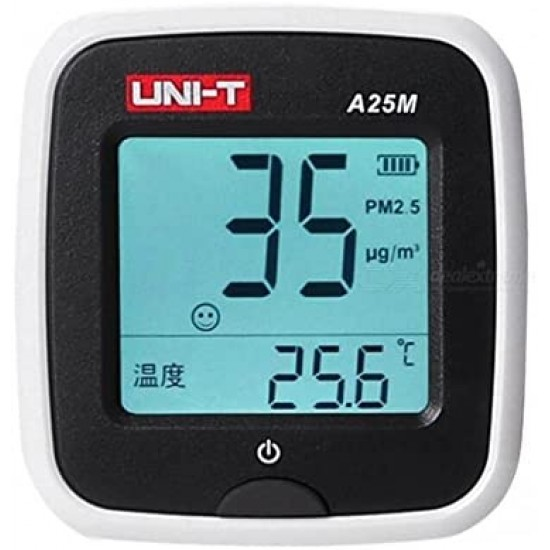 Uni-T PM2.5 A25M Air Quality Meter  Price in Pakistan