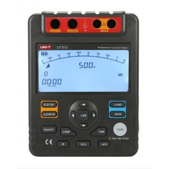 Uni-T UT512 Insulation Resistance Tester  Price in Pakistan