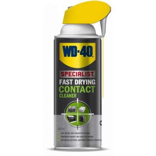 WD-40 230409 400ml Lubricant Contact Cleaner With Smart Straw  Price in Pakistan