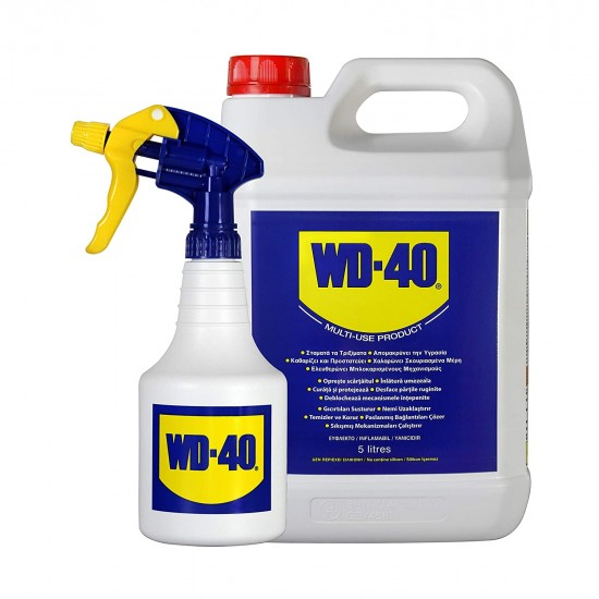 WD-40 230408 5LTR Lubricant  Price in Pakistan