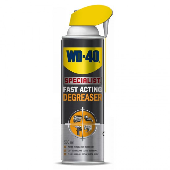 WD-40 230409 500ml Lubricant Engine Degreaser With Smart Straw  Price in Pakistan