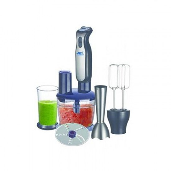 Anex AG-130 Hand Blender with Beater & Chopper  Price in Pakistan