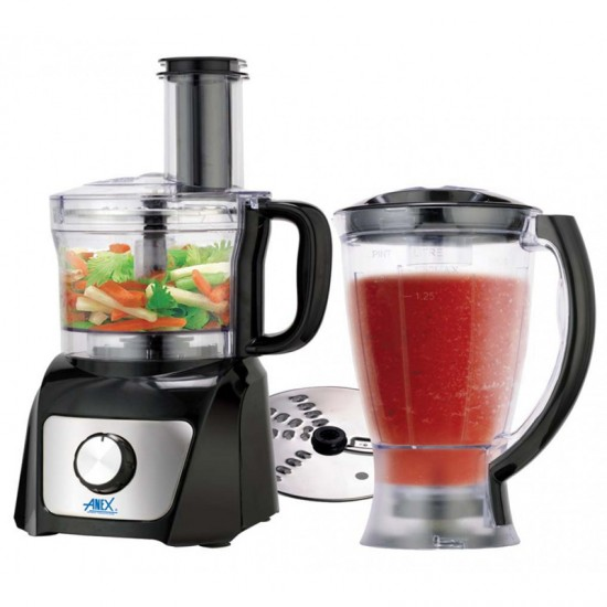 Anex AG-3045 Chopper with Blender 500W  Price in Pakistan