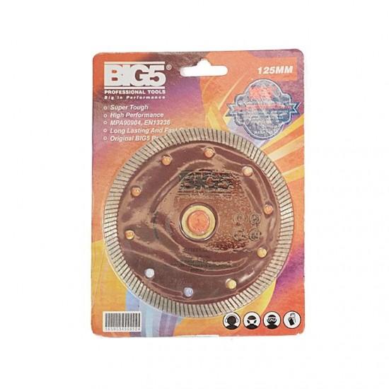 BIG5 125mm 5 inch Diamond Cutting Disc  Price in Pakistan