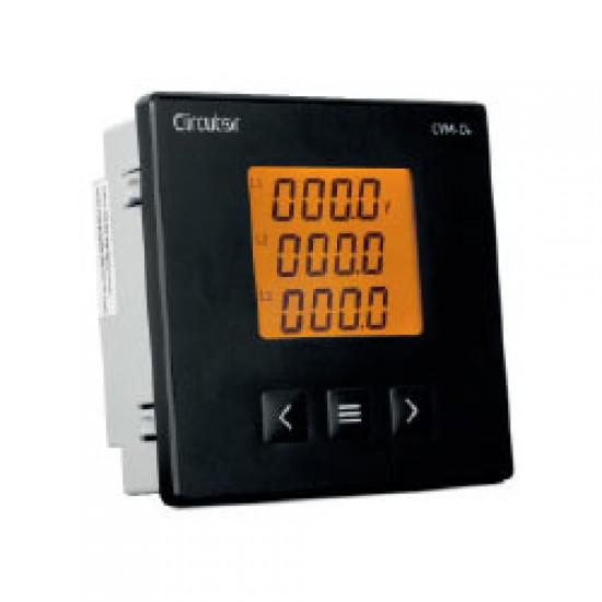Circutor CVM-C4 Multi Function Panel Mount Multimeter  Price in Pakistan