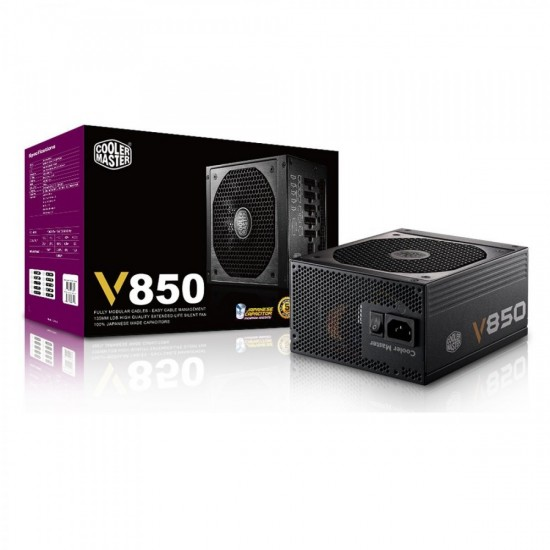 Cooler Master V850 850w 80 Plus Gold Power Supply  Price in Pakistan