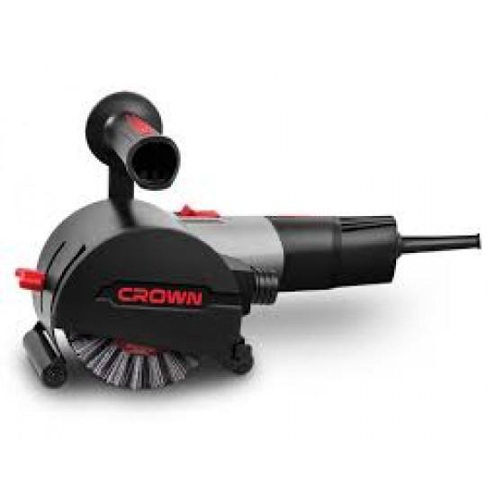 Crown CT-13551 Burnishing Grinding Polisher 110mm 1400W  Price in Pakistan