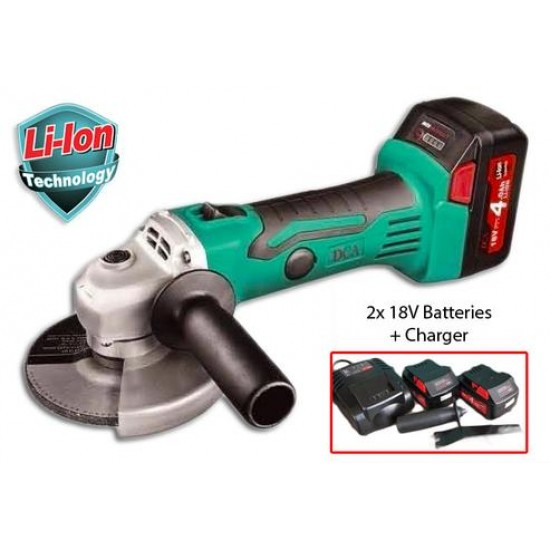 DCA ADSM100 Cordless Angle Grinder  Price in Pakistan