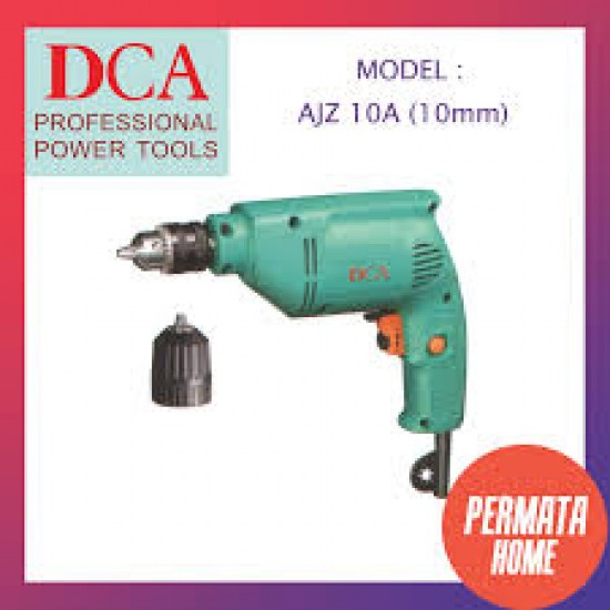 DCA AJZ10A Variable Speed Electric Drill 300W  Price in Pakistan