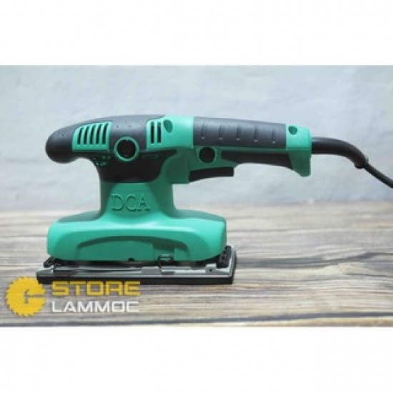 DCA ASB02-185 Rectangular Vibrating Sanding Machine 220W  Price in Pakistan