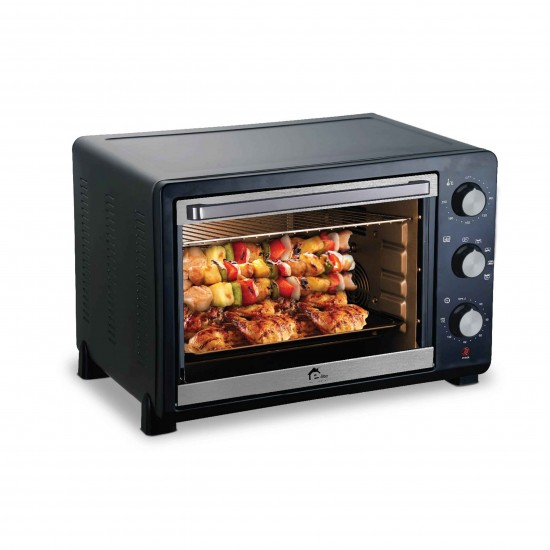 E-Lite ETO 354R Oven Toaster 38 LTR  Price in Pakistan