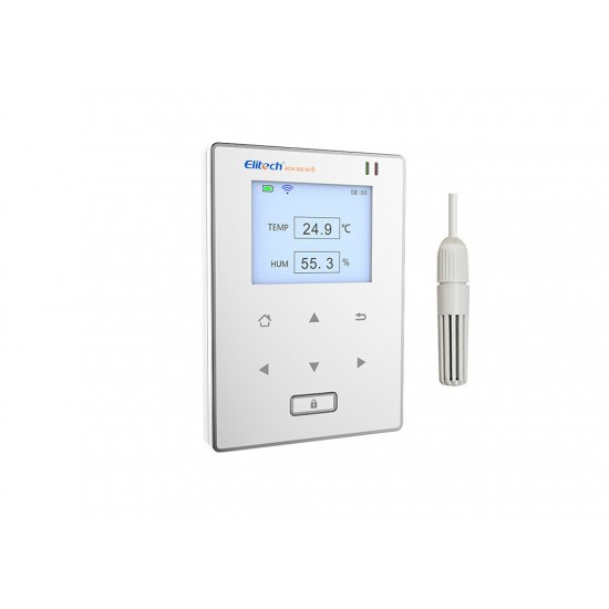 Elitech RCW800 WIFI Temperature and Humidity Data Logger  Price in Pakistan