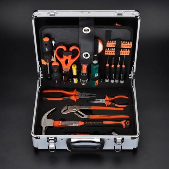 Harden 510703 103Pcs Aluminum Tool Kit set  Price in Pakistan
