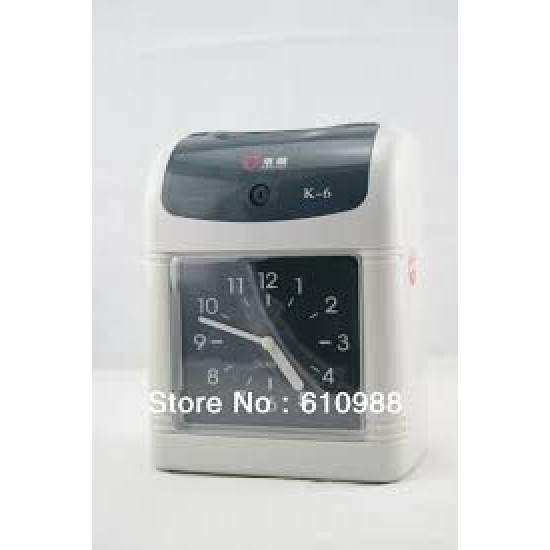 Hysoon K-6 Punch Card Time Recoder  Price in Pakistan