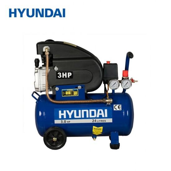Hyundai HC3H24 Air Compressor 24 Liter Tank  Price in Pakistan