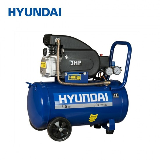 Hyundai HC3H50 Air Compressor 2HP 50 Liter Tank  Price in Pakistan