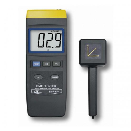 Lutron EMF-828 Electronic 3D EMF Electromagnetic Field Tester  Price in Pakistan