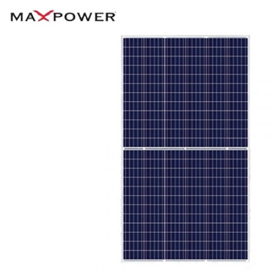MaxPower 340W Half-cut Poly Perc Solar Panel  Price in Pakistan