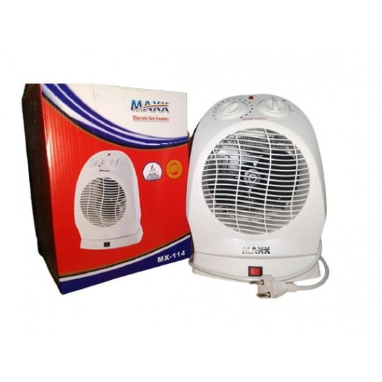 MAXX MX-114 Electric Fan Heater  Price in Pakistan