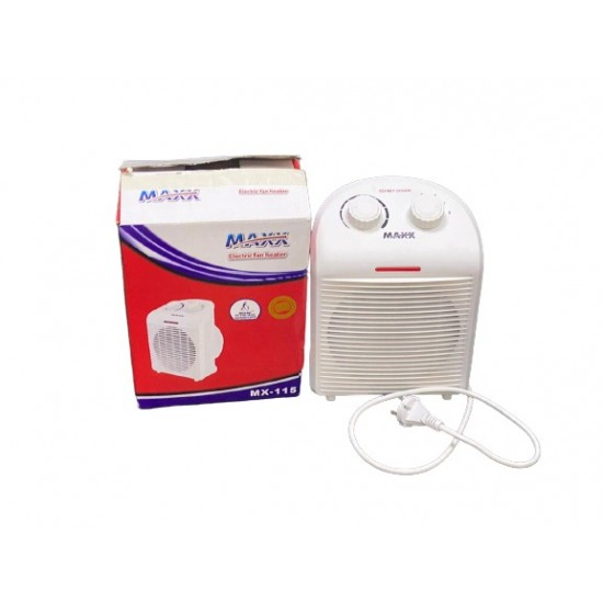 MAXX MX-115 Electric Fan Heater  Price in Pakistan