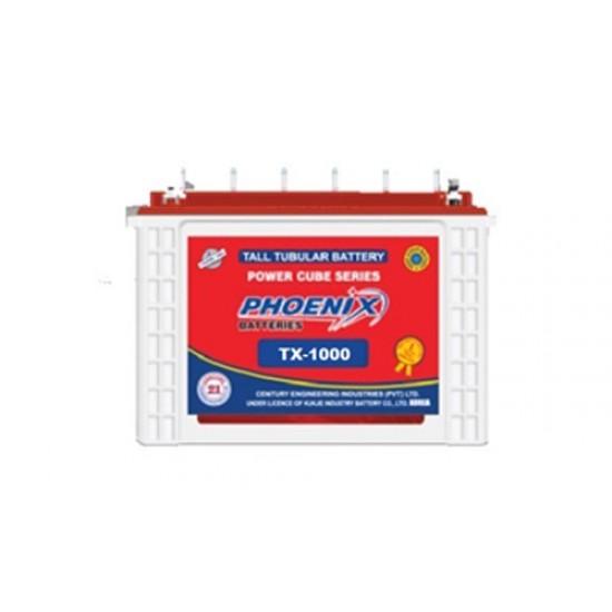 Phoenix TX1000 Tall Tubular Battery  Price in Pakistan