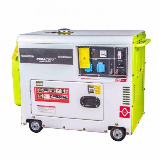 PRESCOTT DS-6000SE Silent Diesel Generator  Price in Pakistan
