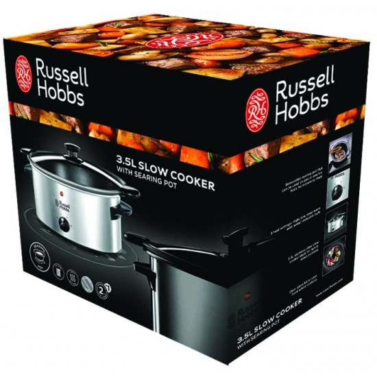 Russell Hobbs 22740 Searing Slow Cooker  Price in Pakistan