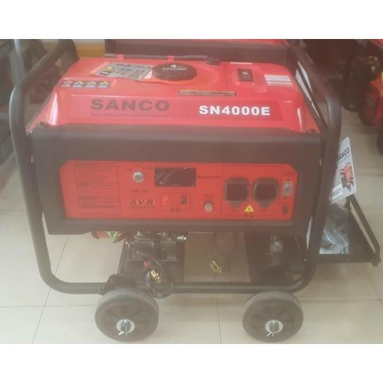 Sanco SN400E Gasoline Generator  Price in Pakistan