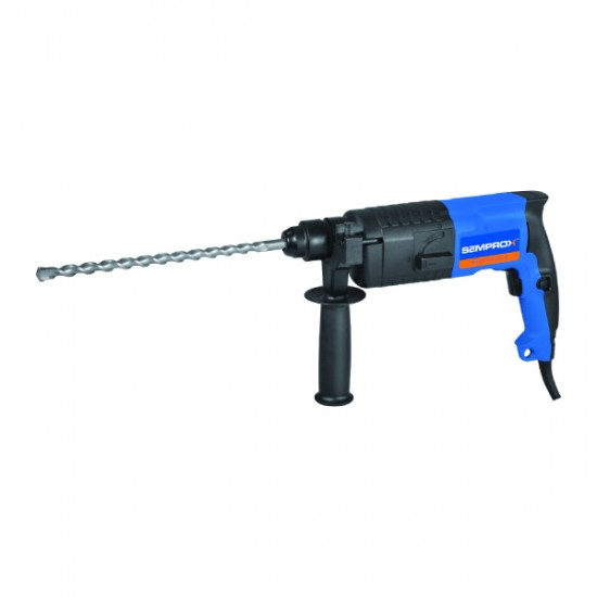SEMPROX SRH2001 550W Rotary Hammer Drill Machine With Accessories   Price in Pakistan
