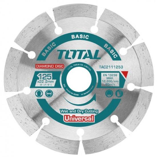 Total TAC-2111253 Turbo Diamond Cutting Disc  Price in Pakistan