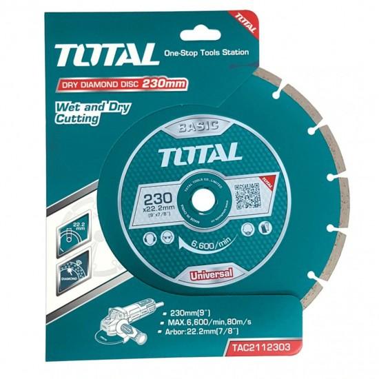 Total TAC-2112303 Dry Diamond Disc  Price in Pakistan