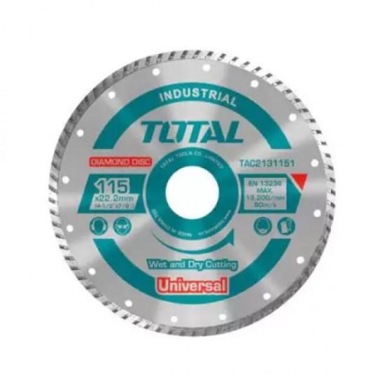 Total TAC-2131803 Turbo Diamond Cutting Disc  Price in Pakistan