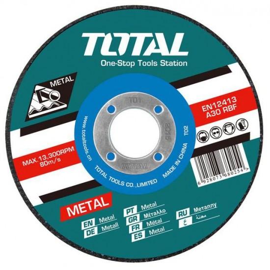 Total TAC-2213551 Abrasive Metal Cutting Disc  Price in Pakistan