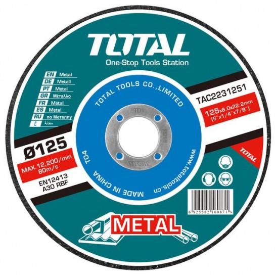 Total TAC-2231251 Abrasive Metal Cutting Disc  Price in Pakistan
