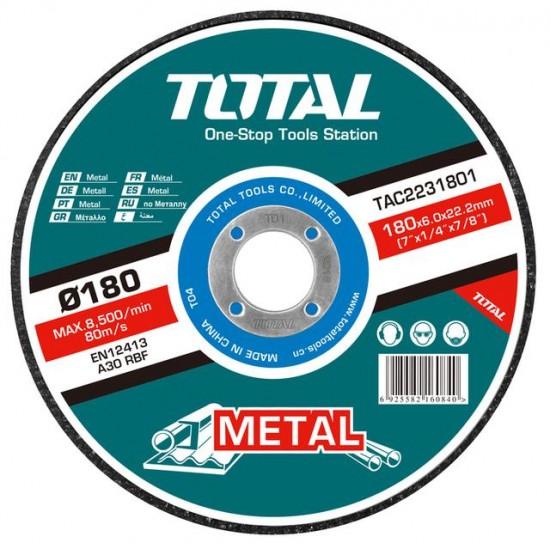 Total TAC-2231801 Abrasive Metal Cutting Disc  Price in Pakistan