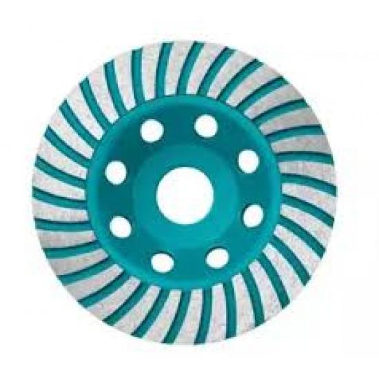 Total TAC-2411001 Segmented Turbo Cup Grinding Wheel  Price in Pakistan