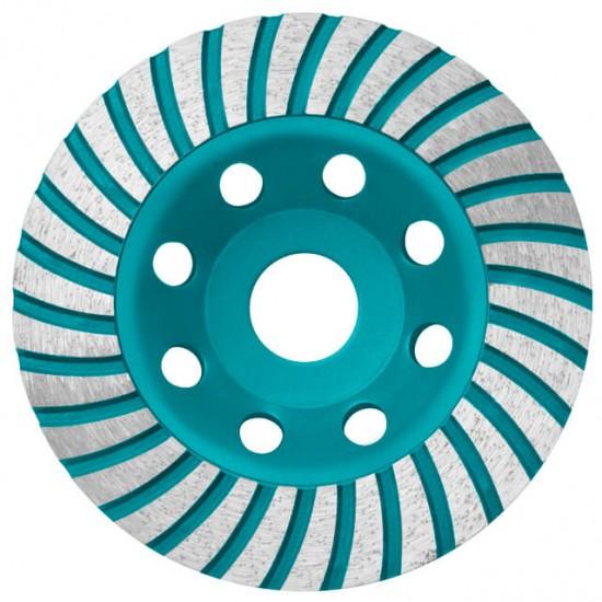 Total TAC-2411251 Segmented Turbo Cup Grinding Wheel  Price in Pakistan