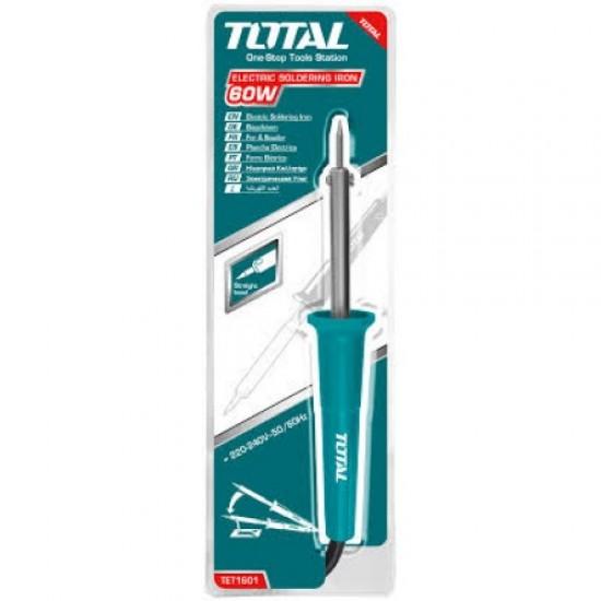 Total TET-1601 Electric Soldering Iron 60W  Price in Pakistan