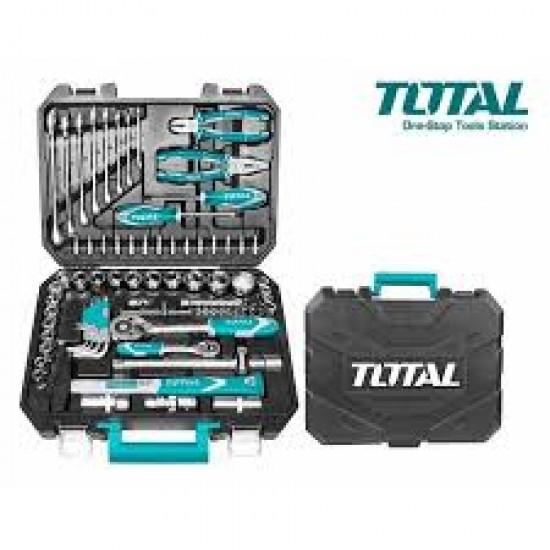 Total THKTHP-20776  77Pcs Tools Set  Price in Pakistan